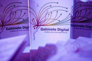 Lançamento do livro Gabinete Digital